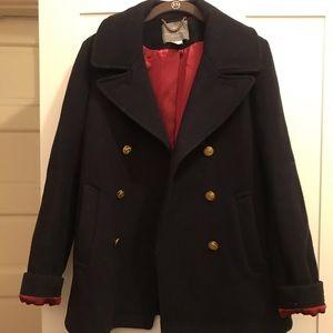 J.Crew Pea Coat